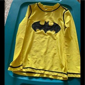 Batman Rashguard- size 4T